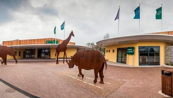 Chester Zoo Diamond Quarter