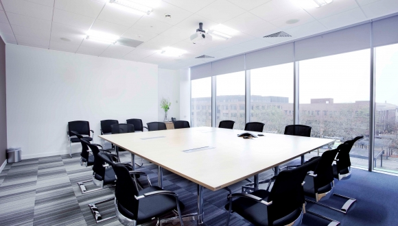 Meeting Room, Milton Keynes Office Fit Out