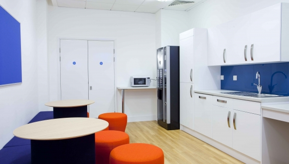 Staff Room, Milton Keynes Office Fit Out