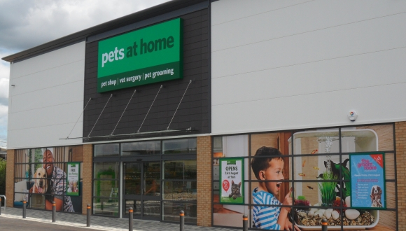 Pets At Home Mid Sussex Retail Park, Burgess Hill