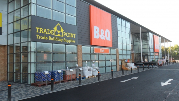 B&Q, Mid Sussex Retail Park, Burgess Hill