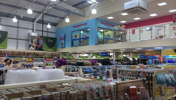 Pets at Home, Honeywood Retail Park, Dover