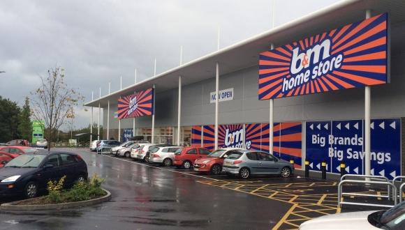 Honeywood Retail Park, Dover