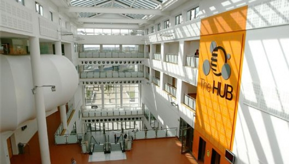 The Atrium, Doncaster College